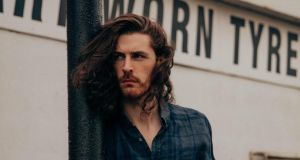 Hozier: things are ramping up for the tall fella