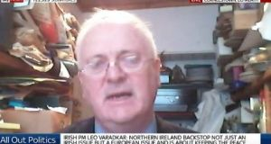 Former taoiseach John Bruton spoke to Sky News from his home on Friday
