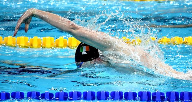 Swimming 100m Record