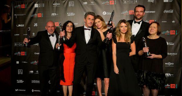 cold war efa awards 2018