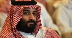 Saudi Crown Prince Mohammed bin Salman, heir apparent to the ailing King Salman, has enjoyed almost unlimited power in the kingdom. Photograph:  Fayez Nireldine/ AFP