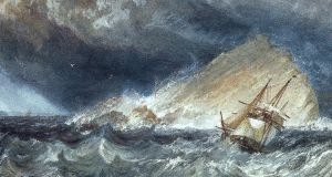 JMW Turner: from A Ship against the Mewstone, at the Entrance to Plymouth Sound. Photograph courtesy National Gallery of Ireland