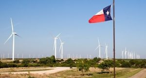 Texas, the state synonymous with oil and gas, has become the leading supplier of wind energy in the United States.