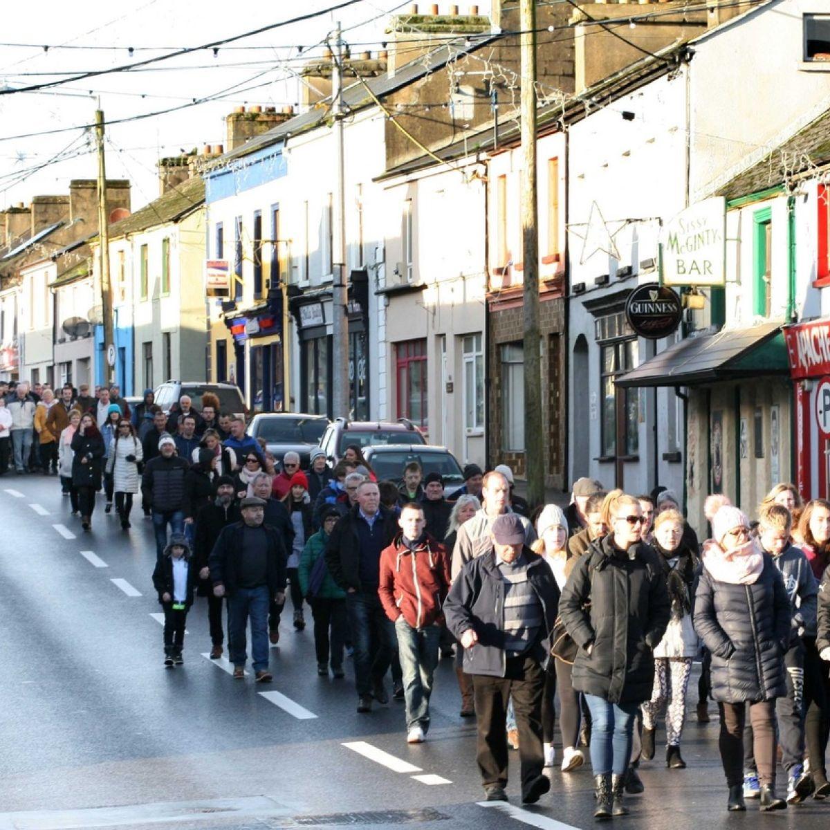 Castlerea in shock following killing of Det Garda Horkan