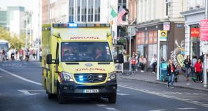 Emergency calls for medical help in Dublin city are traditionally handled by paramedics in the Dublin Fire Brigade, which has its own call centre on Townsend Street. Photograph: Tom Honan