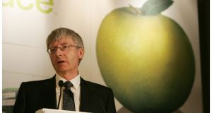 Total Produce's Carl McCann. Photograph: Alan Betson/Irish Times