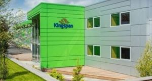 Kingspan has said it is forecasting full-year trading profits of about €440m  for 2018