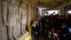 Egypt unveils 'one of a kind' ancient tomb of royal priest