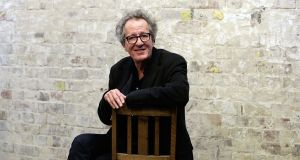 Geoffrey Rush Photograph: Mark Metcalfe/Getty Images