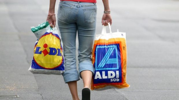 Grant Thornton carried out the survey on behalf of Aldi. Photograph: Ulrich Baumgarten/Getty Images.