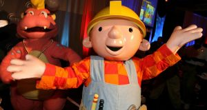 Can we fix it?: Bob the Builder, an unlikely holder of a Christmas no 1. Photograph: Michael Buckner/Getty Images