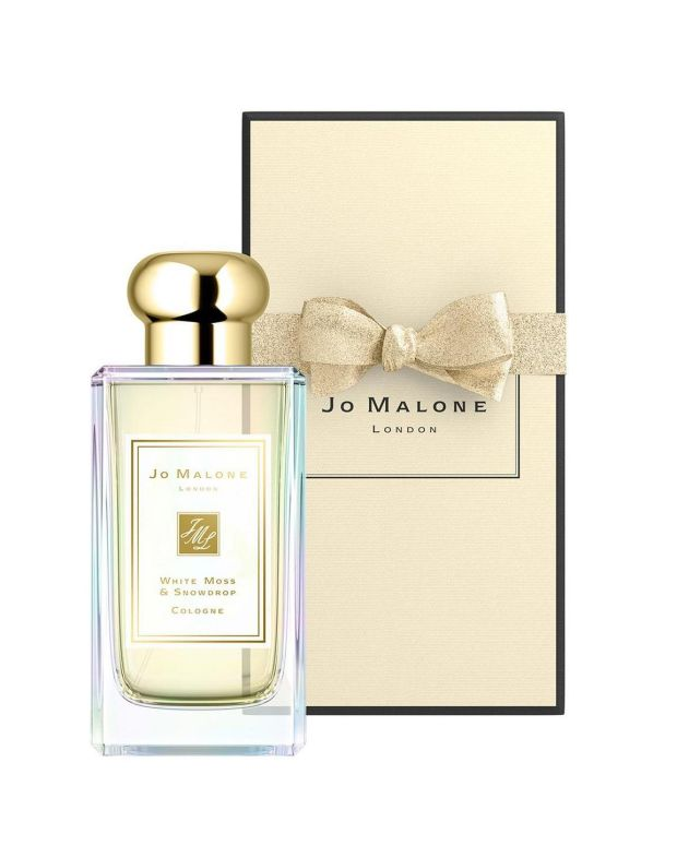 Jo Malone London White Moss and Snowdrop Cologne (€114 at stockists nationwide)