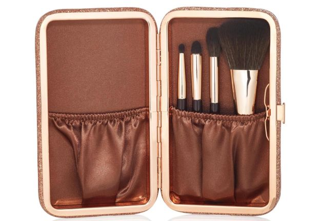 Charlotte Tilbury Magical Mini Brush Set (Û55 at charlottetilbury.com and stockists nationwide)