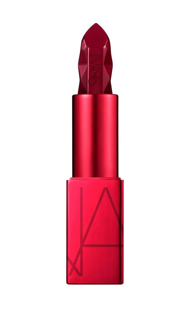 NARS Audacious Spiked Lipstick (?31 at Arnotts and counters nationwide)