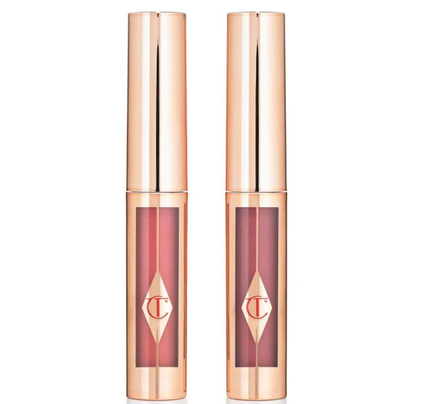 Charlotte Tilbury Mini Hollywood Liquid Lipstick Charms (Û21 at charlottetilbury.com and stockists nationwide)