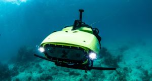 The LarvalBot  undersea robot was developed  to inject a new lease of life into the Great Barrier Reef off the coast of Australia.