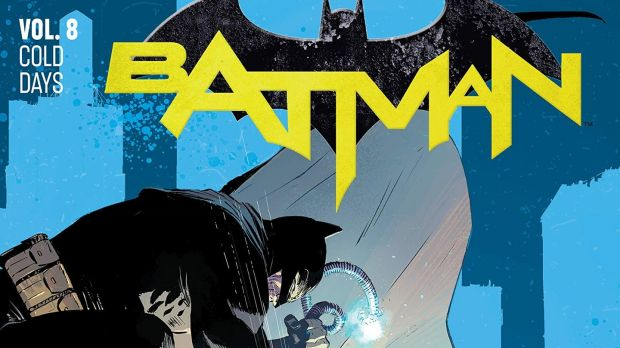 Tom King continued to astound with this year's Batman