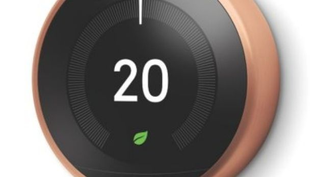 Keep the house cosy and the hot water aplenty with the Nest Smart Thermostat & Hot Water Control