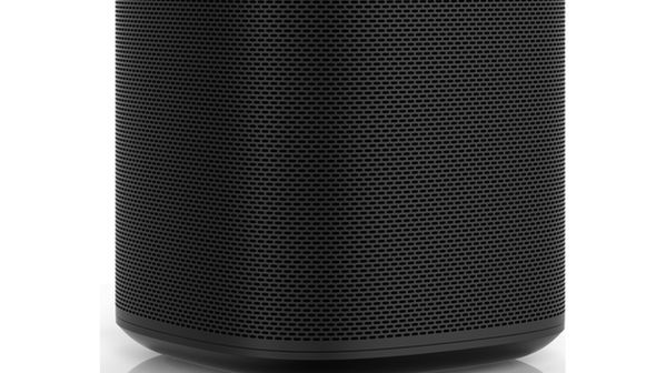 Impressive sound quality: the Sonos One Wireless Smart Sound Speaker