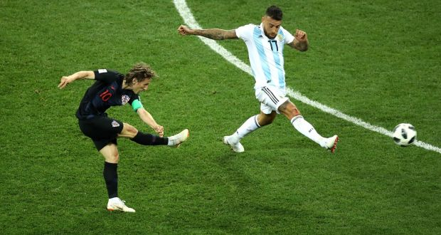 13ca6dda Sports Review 2018: Messi business and Argentina's national humiliation