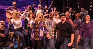 Come from Away: The Broadway musical makes its European debut at the Abbey Theatre.