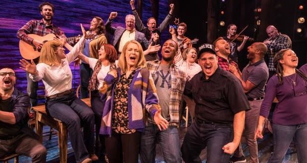 Come From Away The Broadway Musical Makes Its European Debut At Abbey Theatre