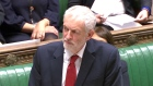Jeremy Corbyn tables no-confidence motion in Theresa May