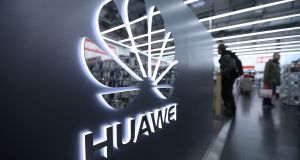Huawei denied any suggestion that the company poses a threat to Czech national security. Photograph: Bloomberg
