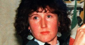 Mairéad Farrell: one of the three members of an IRA active service unit, shot dead by the SAS in Gibraltar. Photograph: Pacemaker