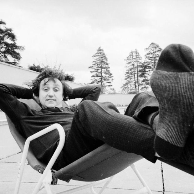 Ken Dodd in 1966. Photograph: Express/Getty