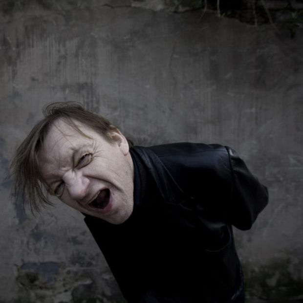 Mark E Smith in 2011. Photograph: Kevin Cummins/Getty