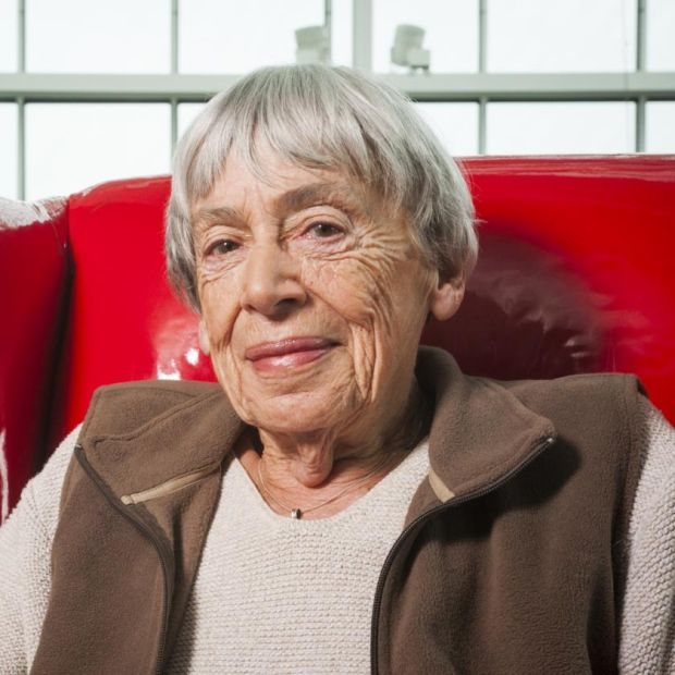 Ursula K Le Guin in 2011. Photograph: Anthony Pidgeon/Redferns/Getty