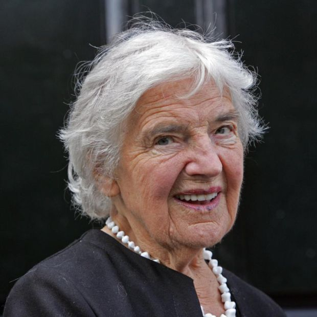 Myrtle Allen in 2011. Photograph: Eric Luke