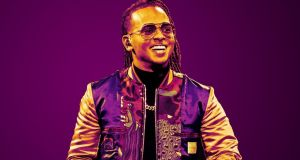 Reggaeton singer Ozuna was among the top 3 most watched artists on YouTube
