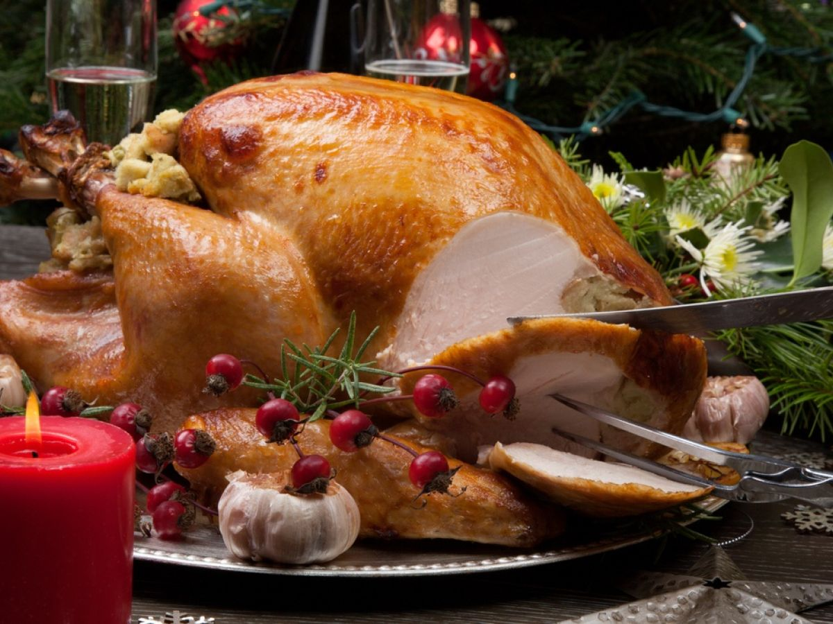 How To Cook Christmas Turkey And Ham Made Easy
