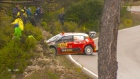 Craig Breen and Kris Meeke among WRC's 'best crashes 2018'