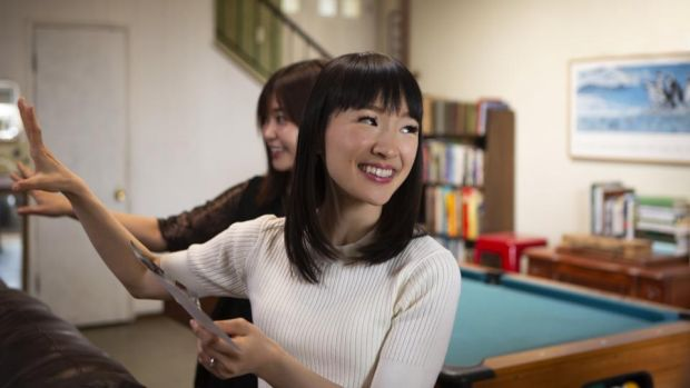Decluttering Tips From Marie Kondo For A More Organised New Year