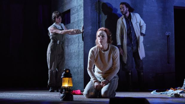 Macbeth at the Royal National Theatre London