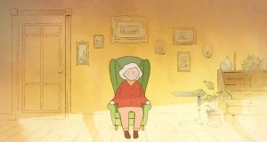 Late Afternoon, written and directed by Louise Bagnell, was made by the Kilkenny-based Cartoon Saloon