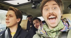 The Inbetweeners: Fwends Reunited