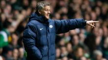 Former Manchester United striker Ole Gunnar Solskjaer is expected to be named caretaker manager at Old Trafford following the sacking of José Mourinho on Tuesday. Photograph: Danny Lawson/PA Wire