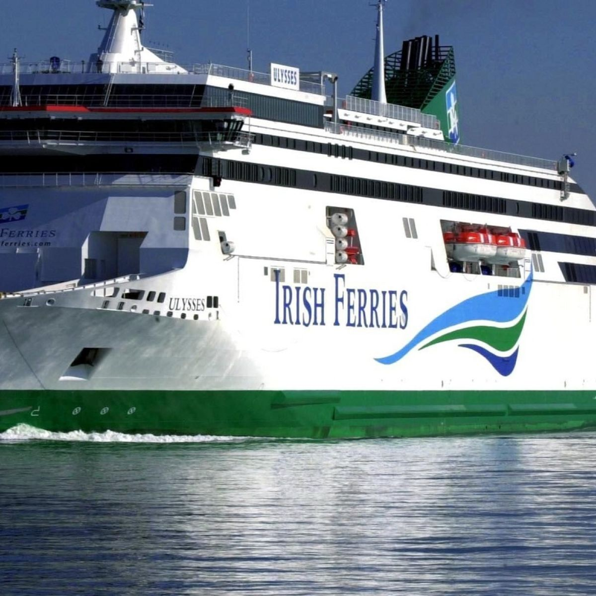 ferry deals to france from ireland