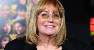 Penny Marshall: the first woman to direct a movie that grossed more than $100m. Photograph: Frederic J. Brown/AFP/Getty Images