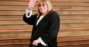 Penny Marshall at the  2014 Vanity Fair Oscars Party in  Hollywood. Photograph: Danny Moloshok/Reuters