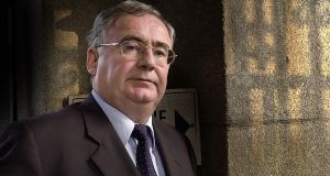 Pat Rabbitte has been appointed as the new chair of Tusla.  Photograph: The Irish Times