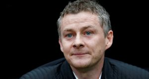 Ole Gunnar Solksjaer has been confirmed as the new Manchester United caretaker manager. Photo: Russell Cheyne/Reuters