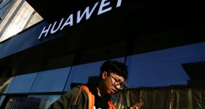 Huawei's aggressive ways have been cast in a new light as scrutiny on the company intensifies. Photograph: Reuters