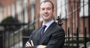 New PTSB chief risk officer, Michael Frawley