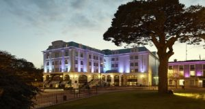 Win a luxury overnight stay for two at the Killarney Plaza Hotel & Spa