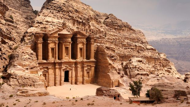 The Monastery, Petra, Jordan: Jordan is worth considering for the more adventurous holidaymaker.